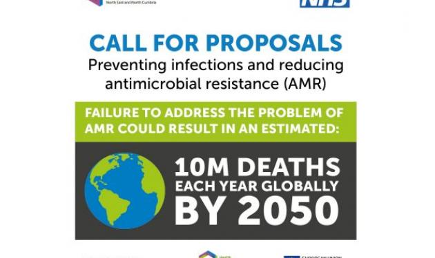Call for AMR solutions